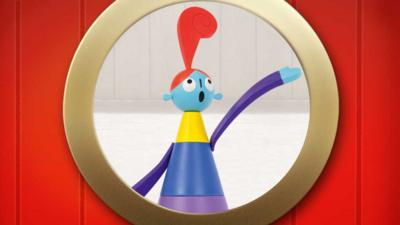 Twirlywoos - The Very Important Lady Game