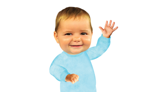 Baby Images Baby Jake CBeebies BBC