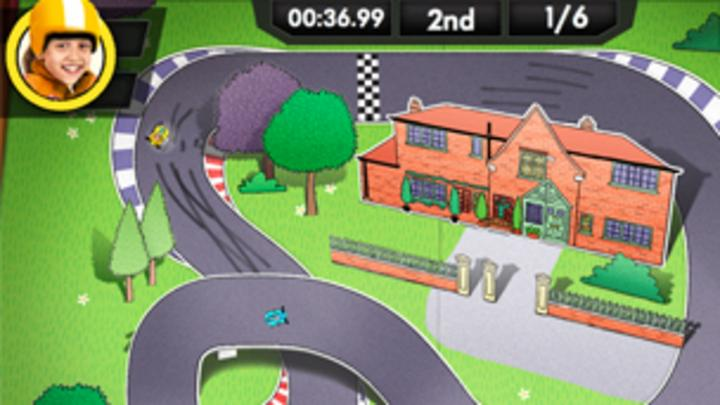 Cbbc Car Games