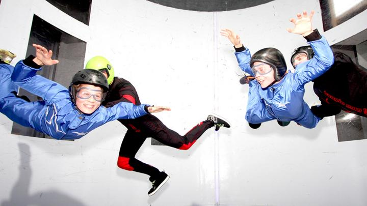 Skydiving: How Much Is Indoor Skydiving