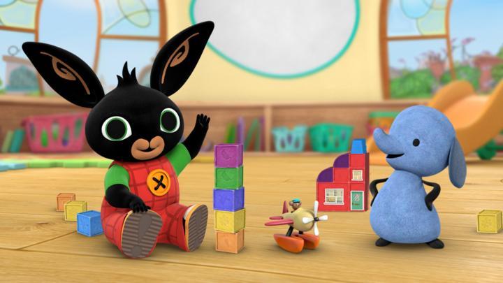 Bunny Games Building