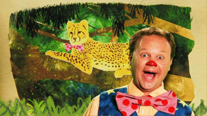 Mr tumble in the jungle cbeebies bbc - Something special ...
