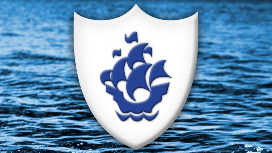 Blue Peter blue badge