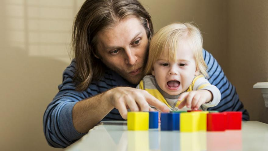 How can children's ability to communicate affect their behavior? ?