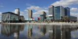 Media City UK - homepage - efficency