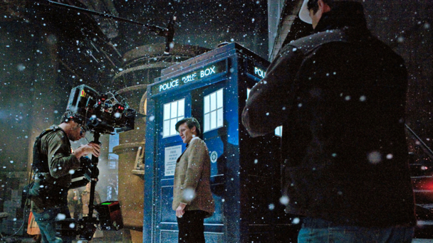 Television Doctor Who Snow