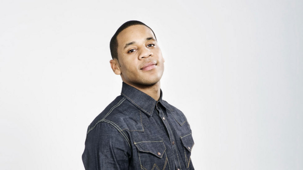 Reggie Yates. Photographer: Ellis Parrinder