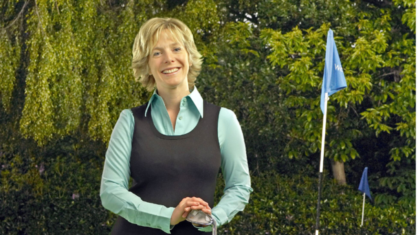 Hazel Irvine. Photographer: Phil Fisk