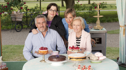 BBC Two Announces The Great British Bake Off: An Extra Slice