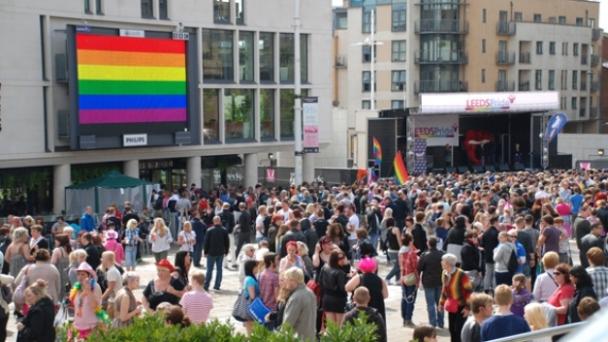 Leeds Pride 2011