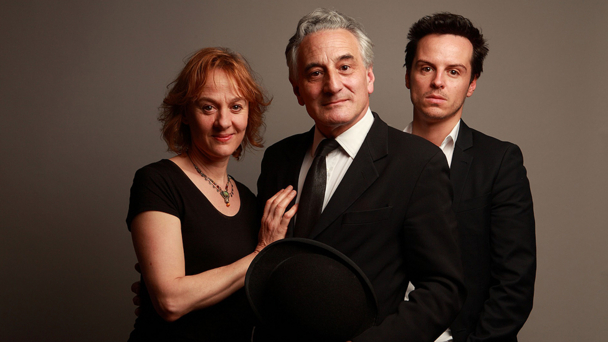 Niamh Cusack, Henry Goodman and Andrew Scott star in Ulysses
