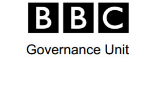 BBC Governors' archive