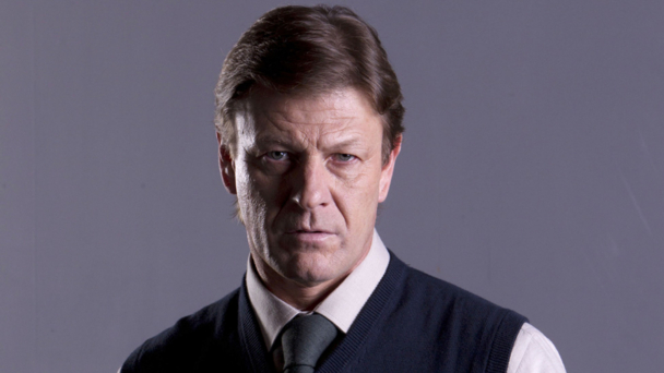 Sean Bean in Accused. Photographer: Matt Squire
