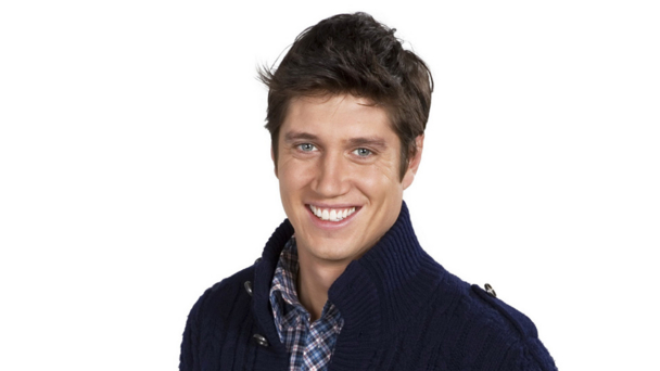 Vernon Kay. Photographer: Ellis Parrinder