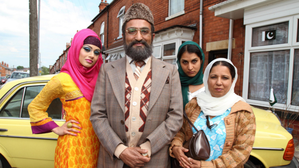 Citizen Khan. Photographer: Jack Barnes