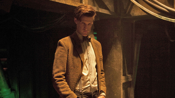 Matt Smith in Doctor Who