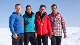 BBC team embarks on action-fuelled expedition for Operation Iceberg