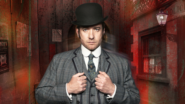 Matthew Macfadyen as Inspector Edmund Reid (cr: BBC/Tiger Aspect)