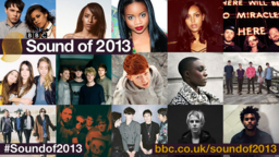 BBC's Sound of 2013 list announced