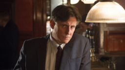 Gabriel Byrne stars as Quirke on BBC One