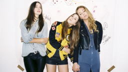 HAIM are winners of the BBC Sound of 2013