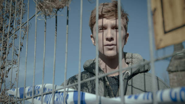 Luke Newberry as Kieren Walker