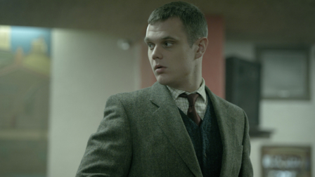 Stephen Thompson as Philip Wilson