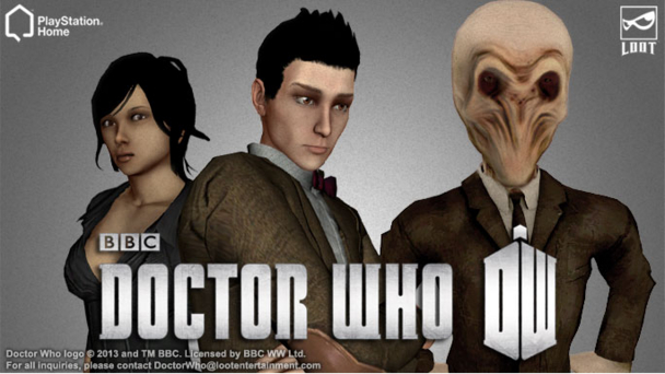 Doctor Who Playstation