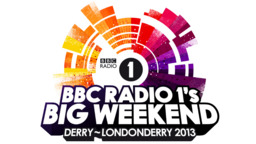 Nick Grimshaw announces Radio 1's Big Weekend Derry~Londonderry 2013 line-up