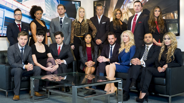 The Apprentice contestants 2013