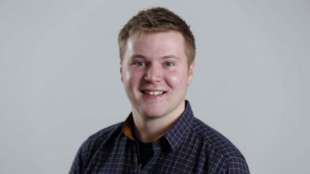 Audience Council NI member - Richard Hill