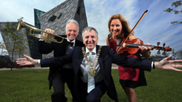 BBC Proms in the Park in Northern Ireland returns to Titanic Slipways