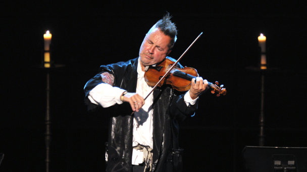 Nigel Kennedy at the BBC Proms 2011