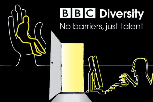BBC Diversity - no barriers, just talent