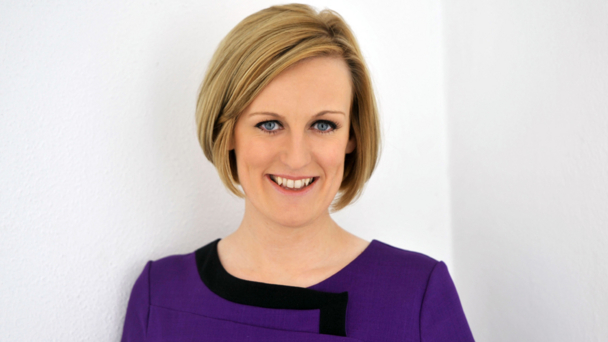 Steph McGovern (credit BBC)