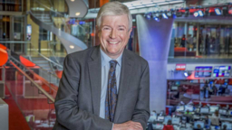 Tony Hall - BBC Arts launch