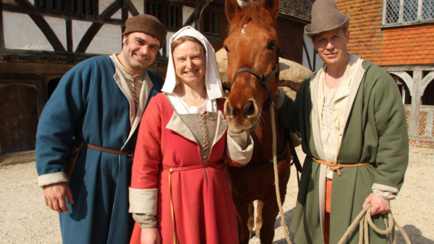 Tudor Monastery Farm (credit BBC/Lion Television/Laura Rawlinson)