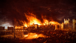 Saturday Drama: The Diary of Samuel Pepys - Fire of London