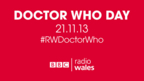BBC Radio Wales Doctor Who Day announced