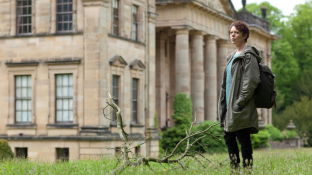 Olivia Colman in The Thirteenth Tale