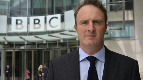 James Harding and News Group Board  - presentation to BBC News staff