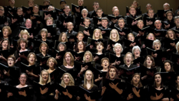 BBC National Chorus of Wales join in First Night of the Proms celebrations