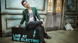 Russell Kane returns to host a third series of Live At The Electric