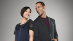 Emma Willis & Marvin Humes