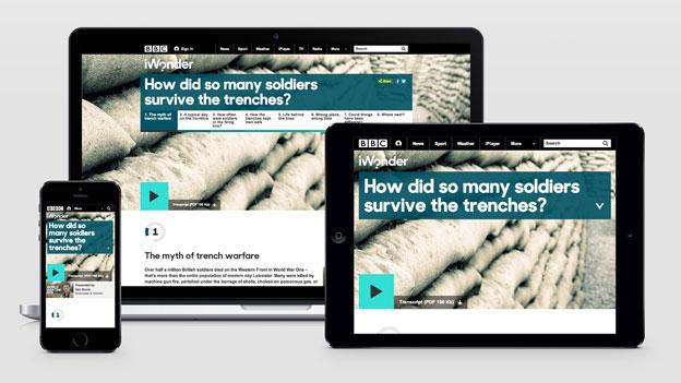 BBC iWonder Guides
