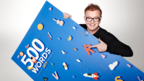 500 WORDS returns to Radio 2 for 2014