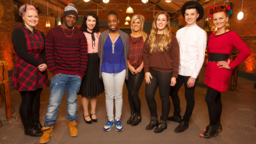 Meet the contestants of brand-new BBC Three contest, Hair