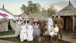 The Crimson Field, new drama for BBC One