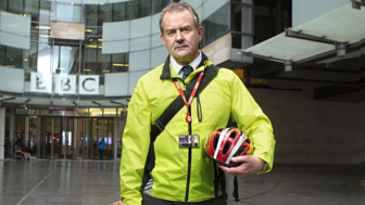 New comedy W1A begins on BBC2