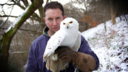 Dr Rhys Jones tackles wildlife crime to help protect Wales's 5,000 native species